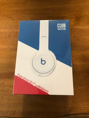 Beats By Dre Solo 3 Wireless for Sale in Revere, MA