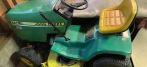 John deer 170 tractor mower 38 in deck for Sale in Hillsboro, MO