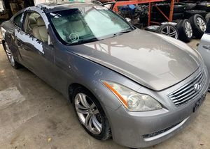 2008-2016 INFINITI G37 Q60 COUPE PART OUT! for Sale in Fort Lauderdale, FL