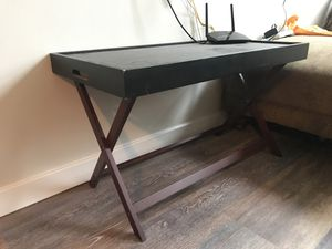 Brown Wooden Living Room Coffee Table for Sale in Chicago, IL