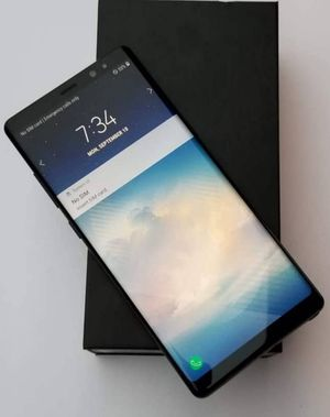 Samsung Galaxy Note 8 , UNLOCKED for All Company Carrier , Excellent Condition like New for Sale in Springfield, VA