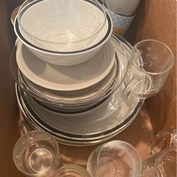 Free Dishes for Sale in Riverside,  CA