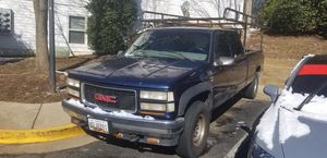 99 GMC SIERRA 3500 4x4 for Sale in Rockville, MD