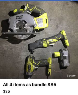 Tools for Sale in Fresno, CA