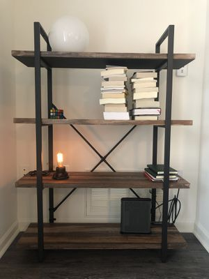 Industrial Vintage bookshelve for Sale in Washington, DC
