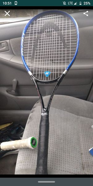 """Head Graphite Fusion tennis racket 105"""" 4 1/2 for Sale in Spring Valley, CA"""