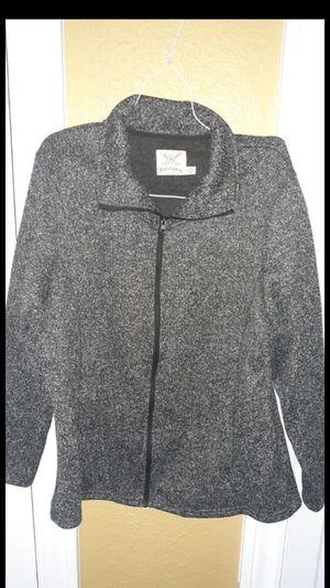 Abrigo para mujer en muy buenas condiciones con bolsas en la parte  delantera for Sale in daae8e22264