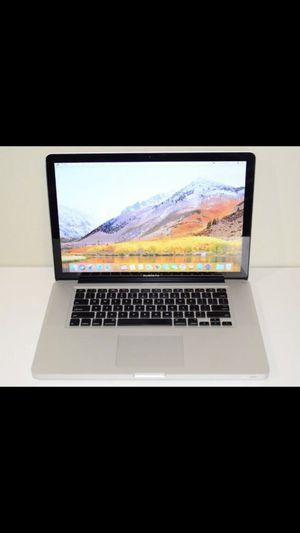 MacBook Pro 15' for Sale in Riverdale, GA