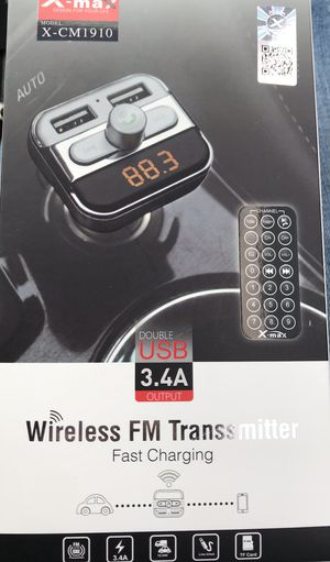 Bluetooth Car Transmitter for Sale in Los Angeles, CA
