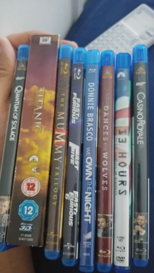 Blu-Ray Movies for Sale in Alameda, CA
