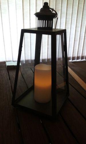 Pier 1 Indoor/Outdoor Candle Holder for Sale in Fort Lauderdale, FL