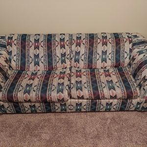 Free Sleeper Couch/Sofa (Pull Out Bed) for Sale in Snohomish, WA