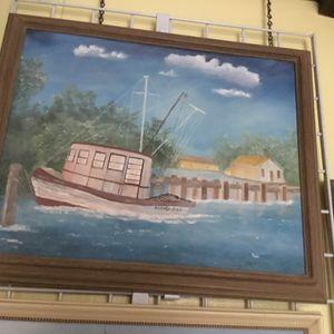 Tug Boat In Fog for Sale in Chesapeake, VA