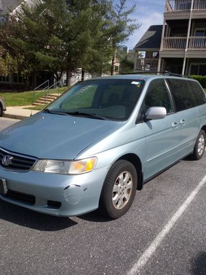 2004 Honda Odyssey for Sale in Laurel, MD