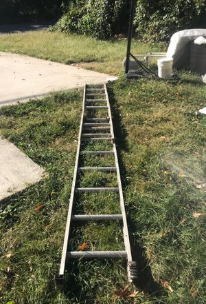 16ft Aluminum ladder for Sale in Capitol Heights, MD