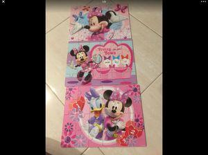 Kids toys Disney wood puzzles kids(ca91731) for Sale in El Monte, CA