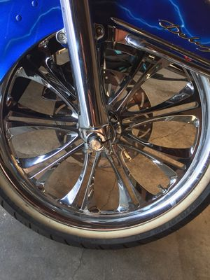 Harley Davidson rims 21 for Sale in Los Angeles, CA