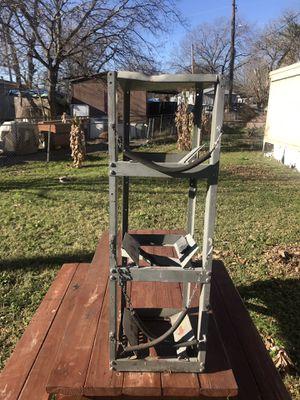 Freon Tank Rack for Sale in San Antonio, TX