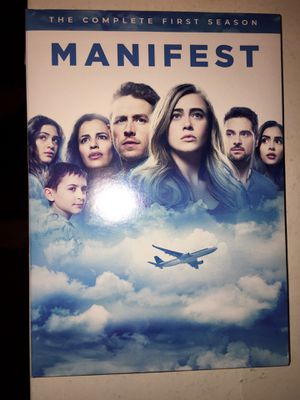Manifest - The Complete Season 1 for Sale in Irvine, CA