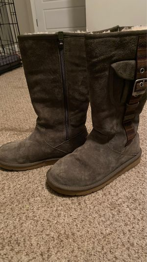UGG 1895 suede women's boots for Sale in La Vergne, TN