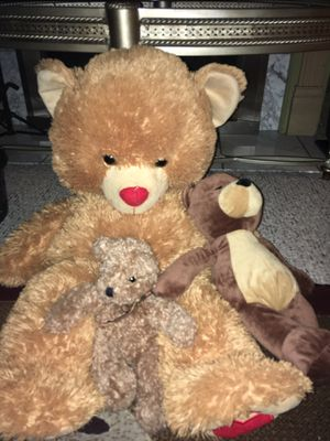 Teddy bears for Sale in Beaverton, OR