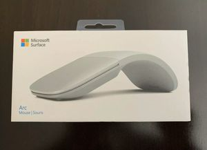 Brand New Microsoft Surface Arc Bluetooth Wireless Mouse New SEALED FHD-00001 - Brand New Sealed Box for Sale in Addison, TX