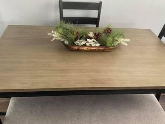 Mavis Solid Wood Dining Set for Sale in Woodhaven,  MI