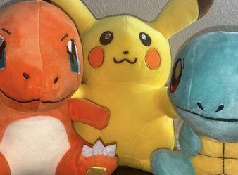 Pokémon Plushie for Sale in Modesto,  CA