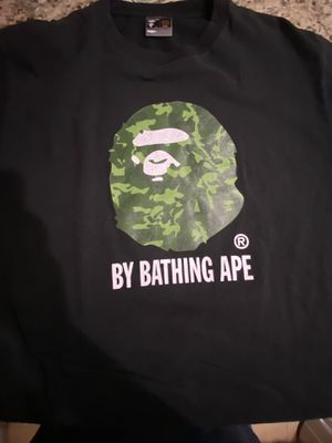 Bape old tag 2000-2005 for Sale in San Antonio, TX