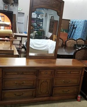 Nice Stanley Furniture Fruitwood Dresser - Delivery Available for Sale in Tacoma, WA