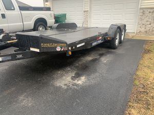 Utility trailer 18ft for Sale in Elwood, IL