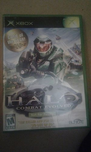 Halo combat evolution for Sale in Tacoma, WA
