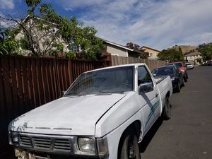 1995 Nissan Pickup 2.4L 5 speed manual for Sale in Vallejo, CA