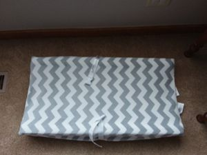 Changing pad with cover for Sale in Woodridge, IL