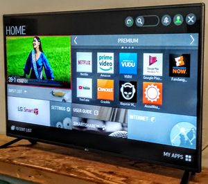 "📺💥SMART TV LG 55"" 4K LED ThinQ W/ webOS DIGITAL FULL HD 2160p💥 ( Negotiable ) 💥📺 for Sale in Phoenix, AZ"
