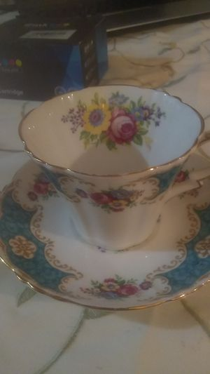 Cup & Saucer for Sale in Bakersfield, CA