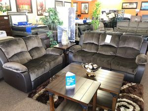 Sofa & loveseat on sale at elegant furniture 🎈🛋 for Sale in Fresno, CA