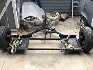 Tow Dolly in great condition IF POST IS UP, ITS AVAILABLE for Sale in Crestline, CA