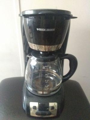 Black& Decker coffee maker for Sale in Avon Park, FL