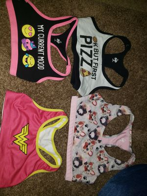 Girls bras for Sale in Upland, CA