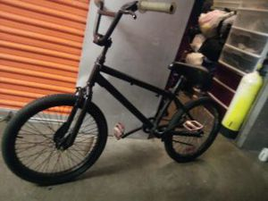 "Black Beauty Boy's 20"" BMX Bike for Sale in Tacoma, WA"