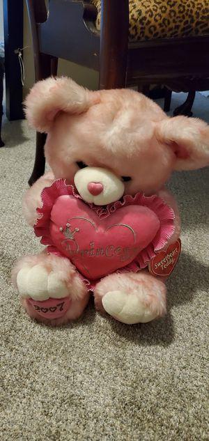 Princess Teddy Bear for Sale in Arlington, TX