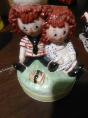 Vintage Raggedy Ann & Andy Figures for Sale in Oakdale, CA