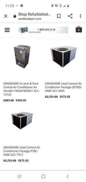 Grandaire ac unit for Sale in Winter Haven, FL