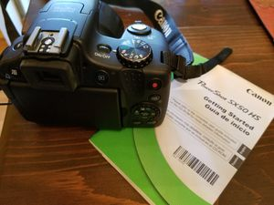 Canon Powershot SX50 HS for Sale in St. Louis, MO