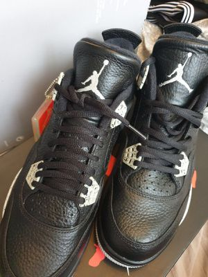 VNDS Nike Jordan 4 Retro Oreo Size 9 for Sale in Anaheim, CA