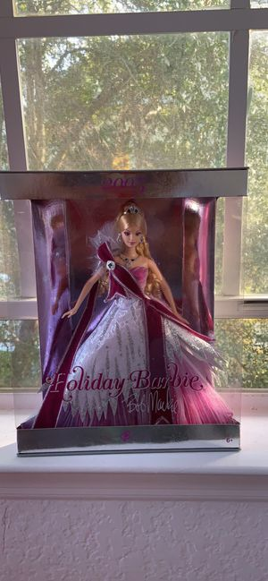 Holiday Barbie collection for Sale in Davenport, FL