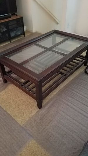 Coffee table and End table for Sale in San Jose, CA