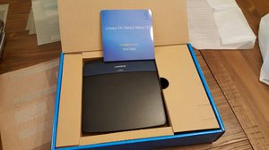 Linksys N750 wifi router + 3 year protection plan for Sale in Murfreesboro, TN