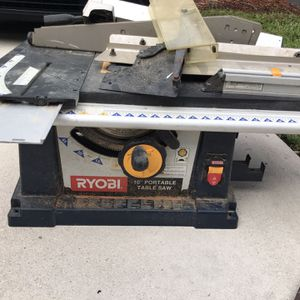 Table Saw for Sale in Pompano Beach, FL